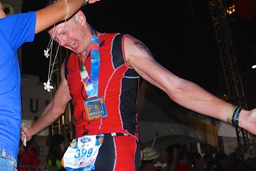 photo of Cozumel Ironman Finisher