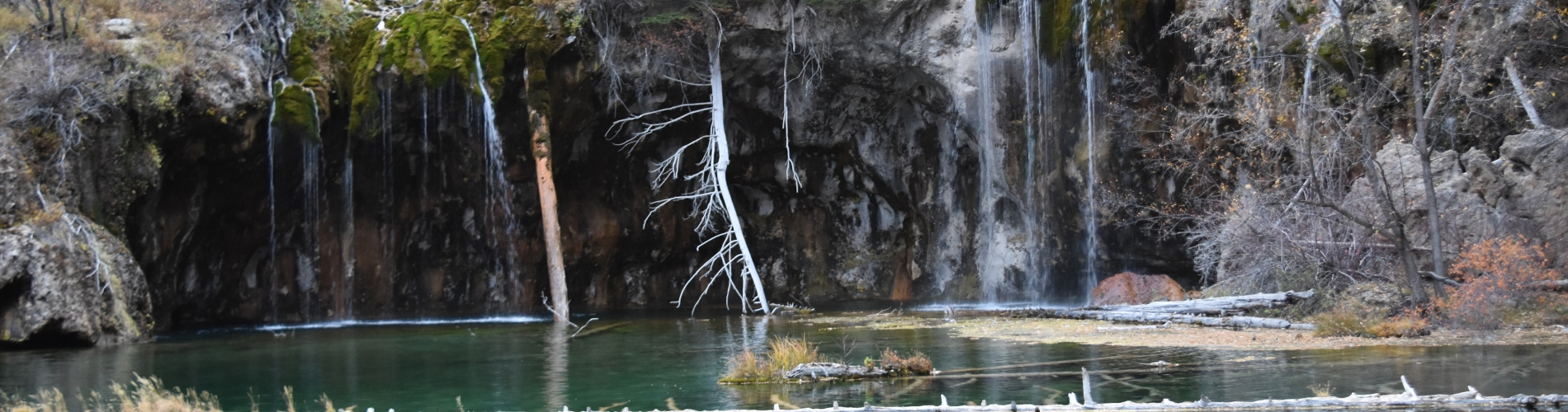 Hanging Lake, Glenwood, CO hike photo